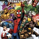 SPIDER-MAN AND THE SECRET WARS  #1 NM (2010)