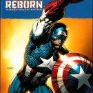 CAPTAIN AMERICA REBORN #5 (2009) NM 1:25 VARIANT COVER