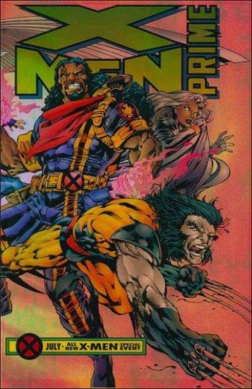 X-MEN PRIME #1 VF/NM (1995)