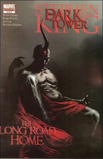DARK TOWER THE LONG ROAD HOME #4 NM(2008)