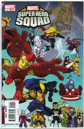 SUPERHERO SQUAD #1 NM (2010)