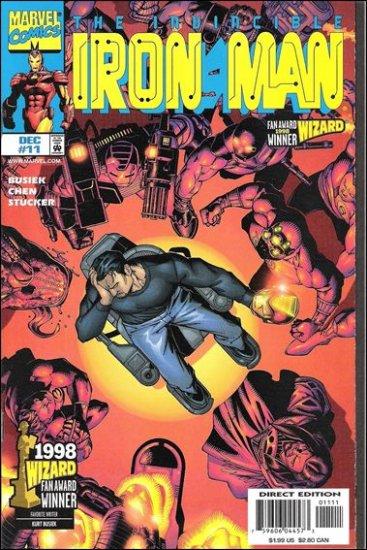 IRON MAN #11 VF/NM (1998)