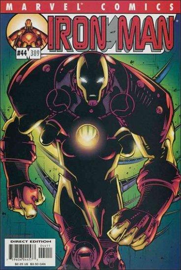 IRON MAN #44 VF/NM (1998)