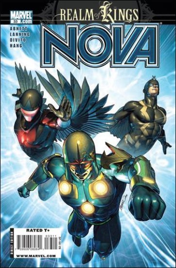 NOVA #33 NM (2010)