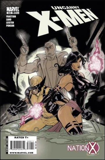 UNCANNY X-MEN #520 NM (2010) NATION X