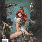 RED SONJA #16 VF/NM RUBI COVER  *DYNAMITE*