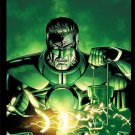 GREEN LANTERN #50 NM (2010) BLACKEST NIGHT