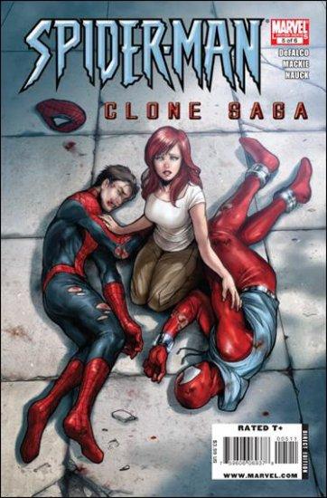 SPIDER-MAN CLONE SAGA #5 NM (2010)