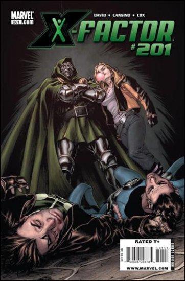 X-FACTOR #201 (2010) NM