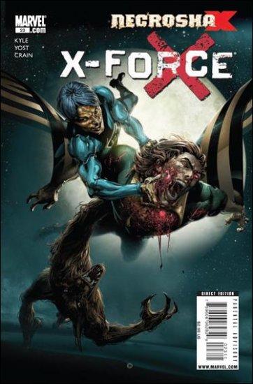 X-FORCE #23 NM (2010)