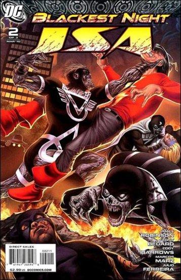 BLACKEST NIGHT JSA #2 (2010)