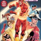 FLASH REBIRTH #6 NM (2010)