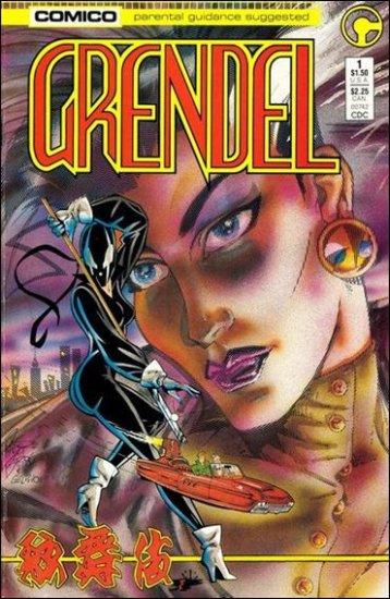 GRENDEL #1 COMICO SERIES