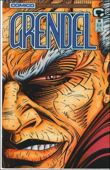 GRENDEL #30 COMICO SERIES