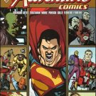 ADVENTURE COMICS #9(512) NM 1:25 VARIANT COVER(2010)