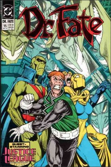 DOCTOR FATE #15 VF/NM (1988 SERIES)