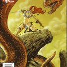 RED SONJA #29 VF/NM HOMS COVER  *DYNAMITE*