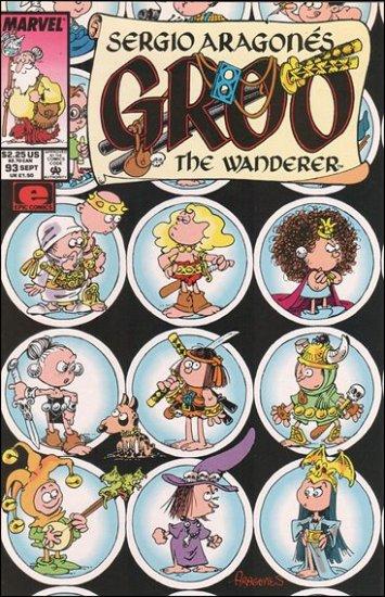GROO #93 (1985) VF/NM
