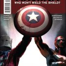 CAPTAIN AMERICA WHO WON'T WIELD SHIELD #1 VF/NM (2010)