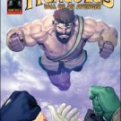 HERCULES FALL OF AN AVENGER #2 NM (2010)