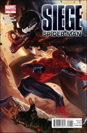 SIEGE: SPIDER-MAN #1 NM (2010)