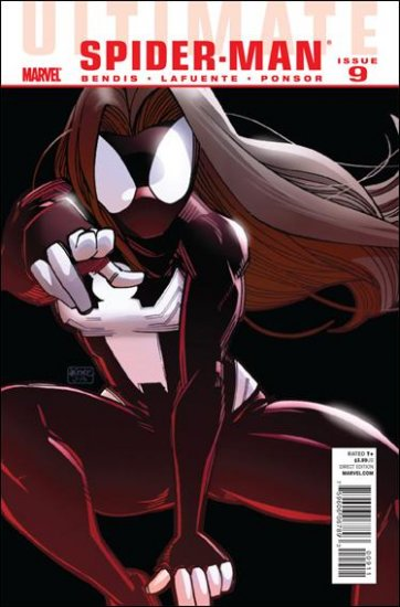 ULTIMATE COMICS SPIDER-MAN #9 NM (2010)