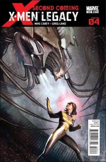 X-MEN LEGACY #235 NM (2010) SECOND COMING 4