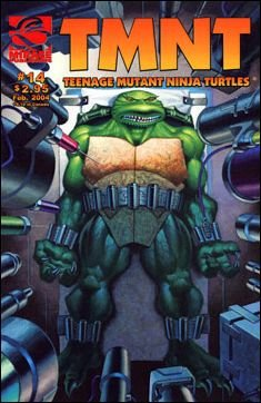 TEENAGE MUTANT NINJA TURTLES VOL 4 #14 *MIRAGE*