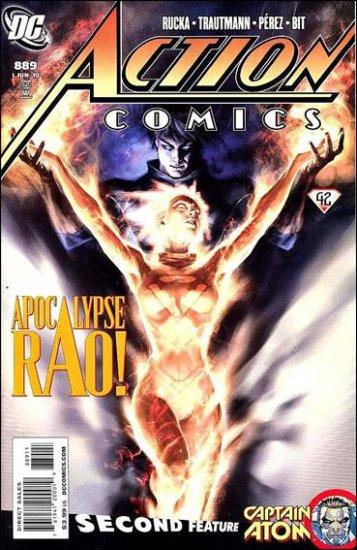 ACTION COMICS #889 NM (2010)
