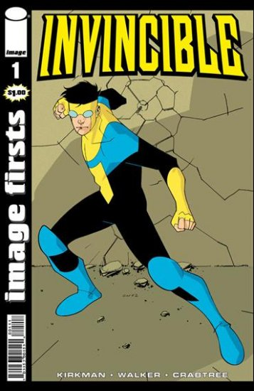 IMAGE FIRSTS INVINCIBLE #1 VF/NM
