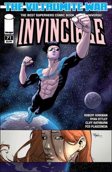 INVINCIBLE #71 NM (2010)