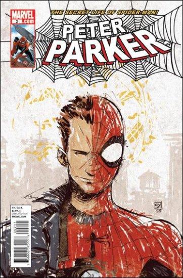 PETER PARKER #2 NM (2010)