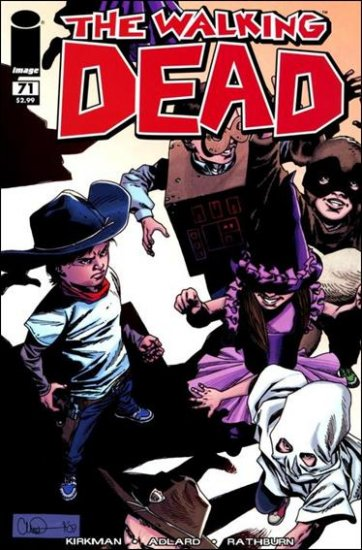 WALKING DEAD #71 NM (2010)