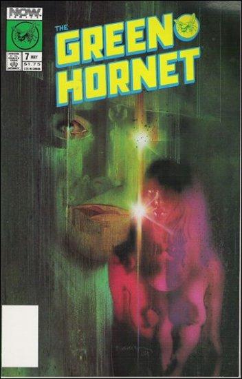 GREEN HORNET #7 VF NOW COMICS VOL 1
