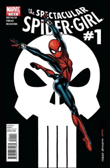 SPECTACULAR SPIDER-GIRL  #1 NM (2010)