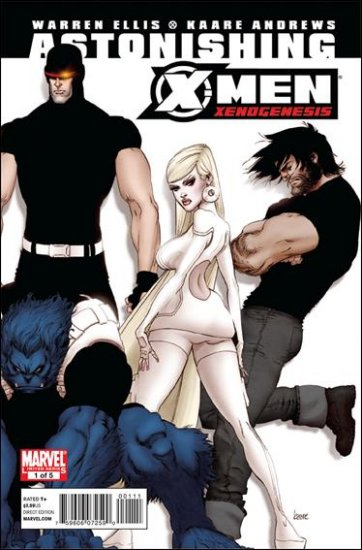 ASTONISHING X-MEN XENOGENESIS #1 NM (2010)