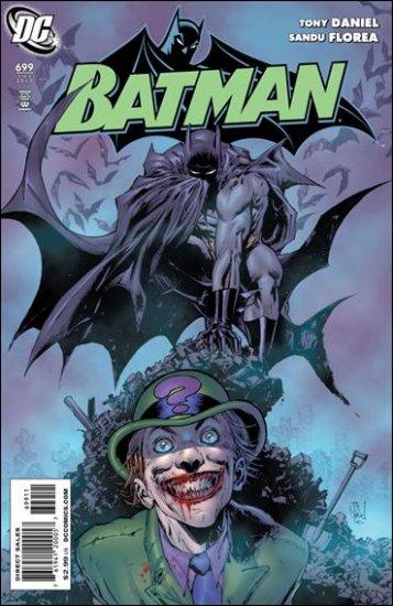 BATMAN  #699 NM (2010)