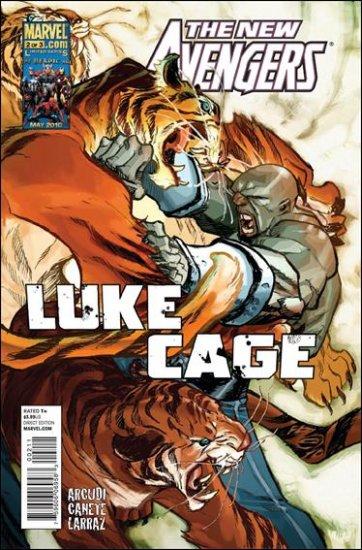 NEW AVENGERS LUKE CAGE #2 NM (2010)