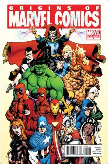 ORIGINS OF MARVEL COMICS #1 NM (2010)
