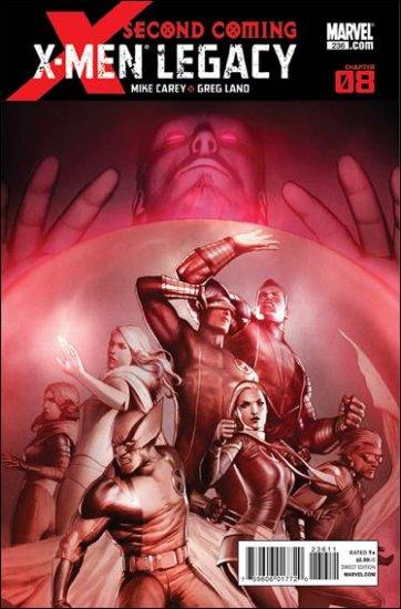 X-MEN LEGACY #236 NM (2010) SECOND COMING 8