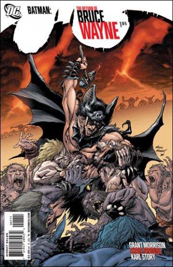 BATMAN: RETURN OF BRUCE WAYNE #1 NM (2010)