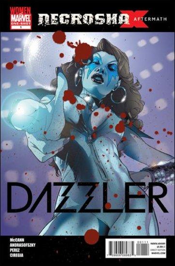 DAZZLER #1 NM (2010) NECROSHA X AFTERMATH