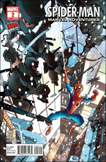 MARVEL ADVENTURES SPIDER-MAN #2 NM (2010)