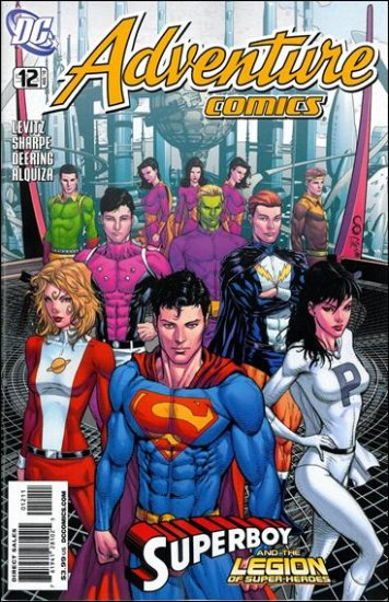 ADVENTURE COMICS #12(515) NM (2010)