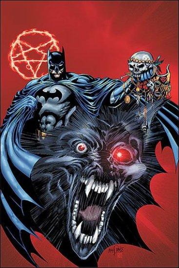 BATMAN CONFIDENTIAL #45 NM (2010)
