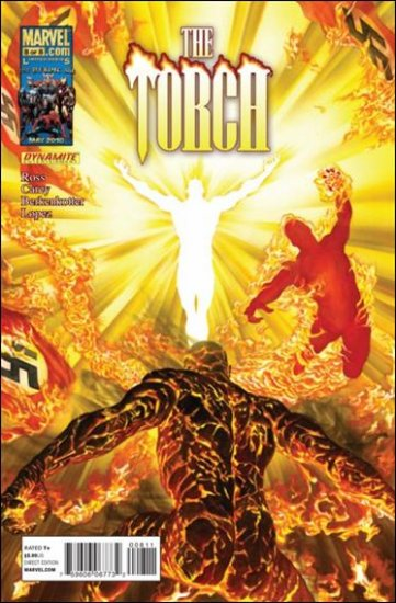 THE TORCH #8 NM (2010)