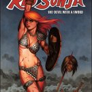 RED SONJA #50 NM  Joseph Michael Linsner 1:4 Cover *DYNAMITE*
