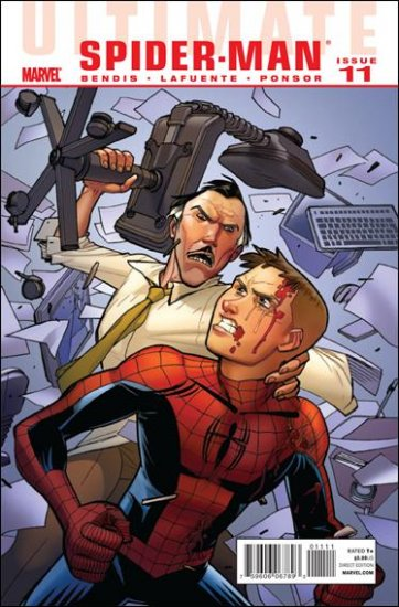 ULTIMATE COMICS SPIDER-MAN #11 NM (2010)