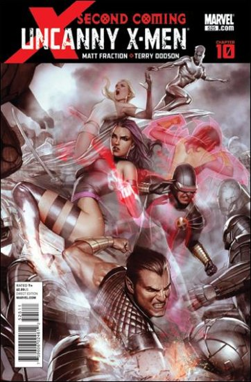 UNCANNY X-MEN #525 NM (2010) SECOND COMING CHAPTER 10