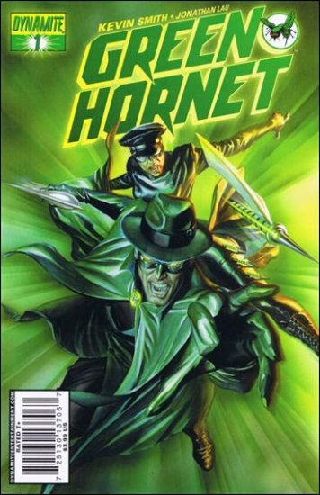GREEN HORNET #1 NM (2010) COVER A